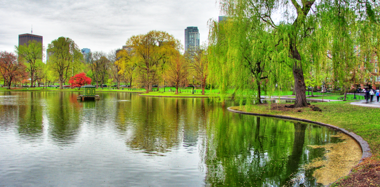 oldest Boston-public-garden
