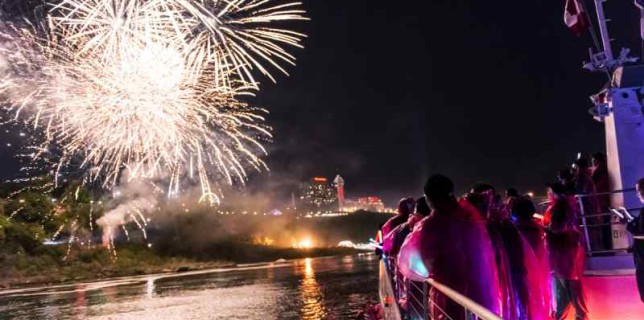 Fireworks Cruise & Dining on New Years Eve